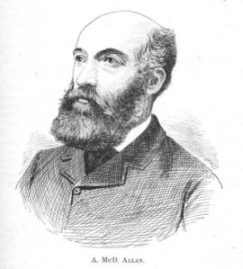 Alexander McDonald Allan