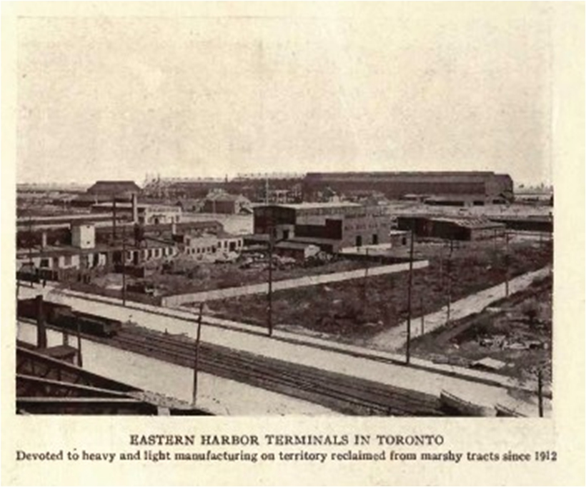 Eastern Harbor Terminals