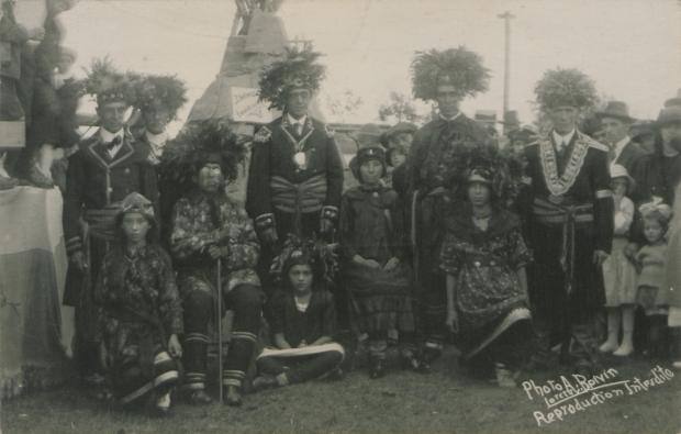 Alphonse J. Boivin, Lorette. 1925.