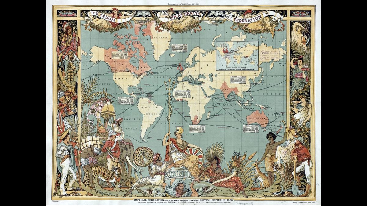 Map of Empire