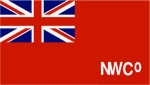 The North West Company flag