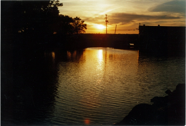 """""""Serenity"""", taken by Tom Doucette on his last trip down home to Cape Breton, 2001"""