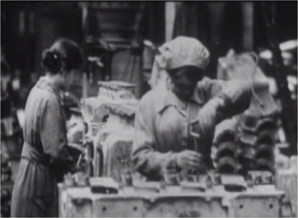 Women Shell Factory