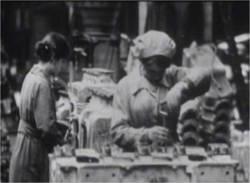 Women Shell Factory