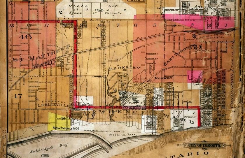 1903 Goad's Atlas.