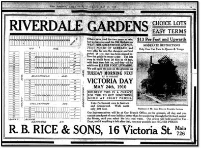 Riverdale Gardens