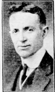 "Toronto Mayor Thomas ""Tommy"" Church, Toronto World, Jan. 2, 1918"