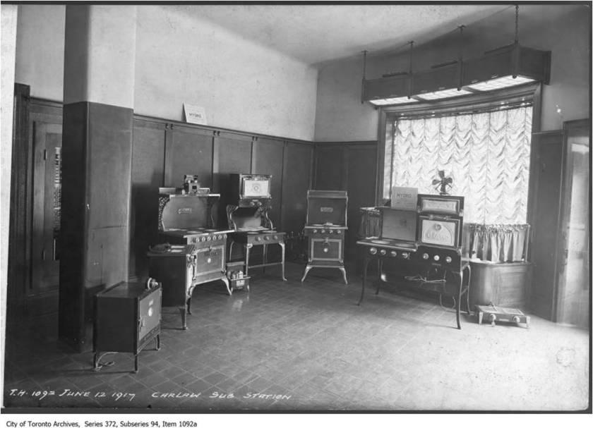 Interior Hydro Store 1917