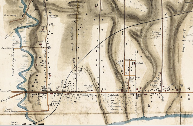 Leslieville 1868