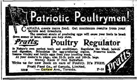 Patriotic Poultrymen