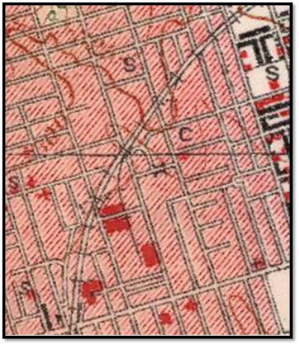 Topo map 1923