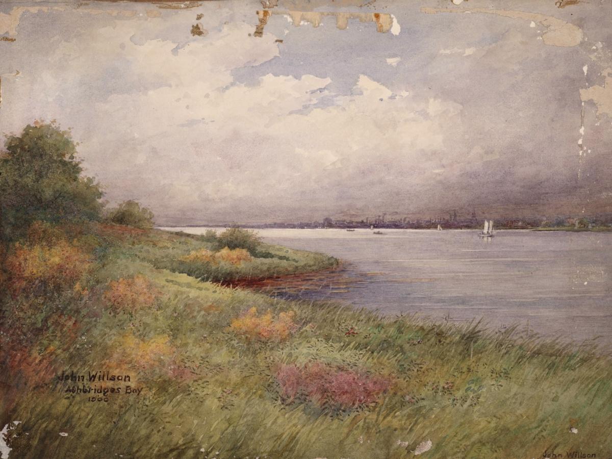 By John Willson, 1900.