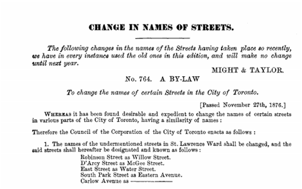 1877 Might's City Directory