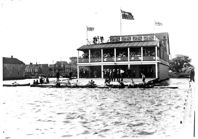 1910 Boathouse