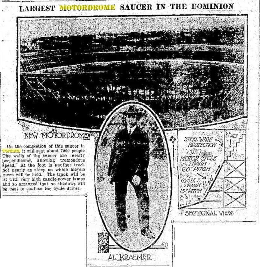 19140527 Lethbridge Herald Motordrome