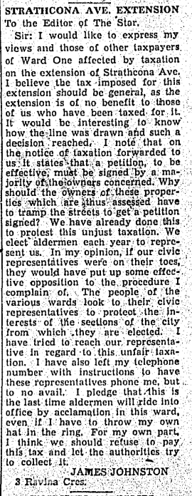 Toronto Star, June 10, 1952