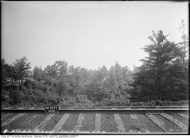Ashdale Avenue 20 Sept 1910