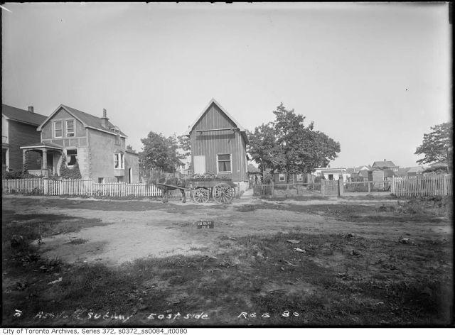 Ashdale Avenue 20 Sept 1910c