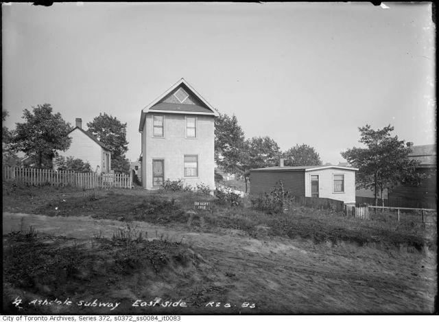 Ashdale Avenue 20 Sept 1910e