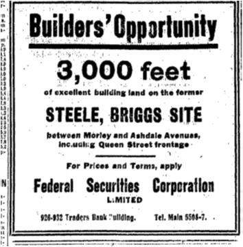 Builders Opportunity