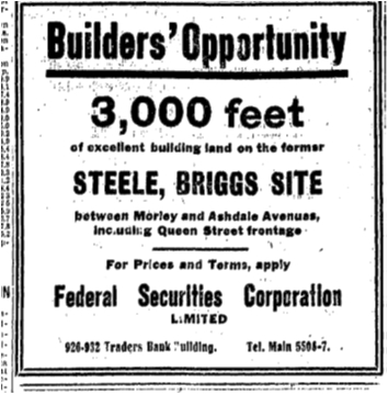 Builders Opportunity