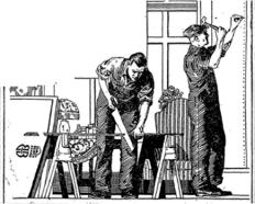 Clip Art Workmen