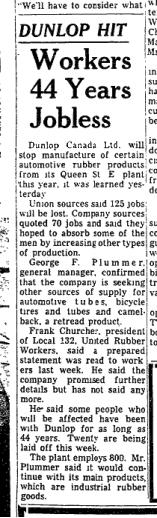 Toronto Star, June 29, 1960
