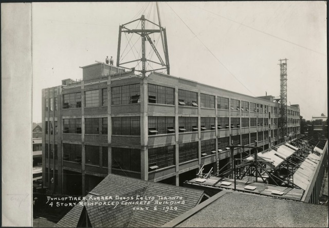 Dunlop Tire & Rubber Co. July 5, 1920 Library and Archives Canada