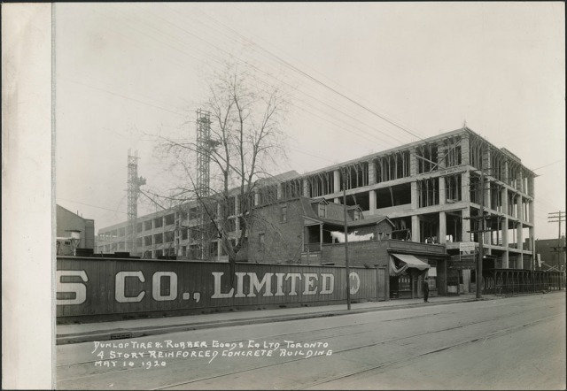 Dunlop Tire & Rubber Co. May 10, 1920 Library and Archives Canada