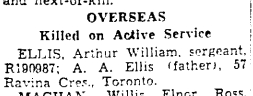 Toronto Star, Dec. 17, 1943