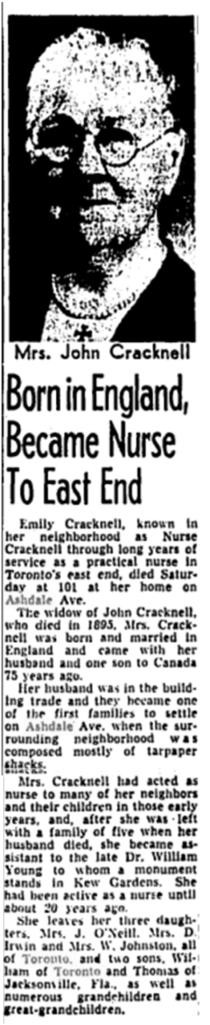 Emily Cracknell