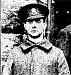 Fred Lansdowne TS March 30 1915