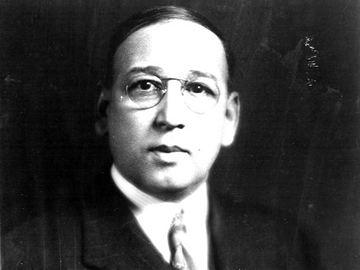 TTC commissioner Frederick Langdon Hubbard