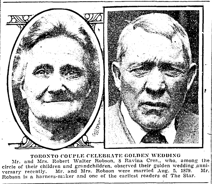 """The Pocket never became the """"Rosedale of the East"""", but it was a good home for the mostly British working class families who tolerated the noise and smoke of the brickyard. Toronto Star, Aug. 7, 1929, just before the Great Depression."""