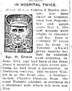 Toronto Star May 17, 1917
