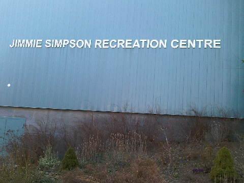 Jimmie Simpson Recreation Centre