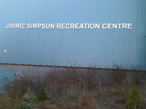 Jimmie Simpson Recreation Centre