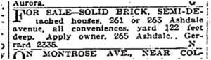 Toronto Star, March 7, 1918