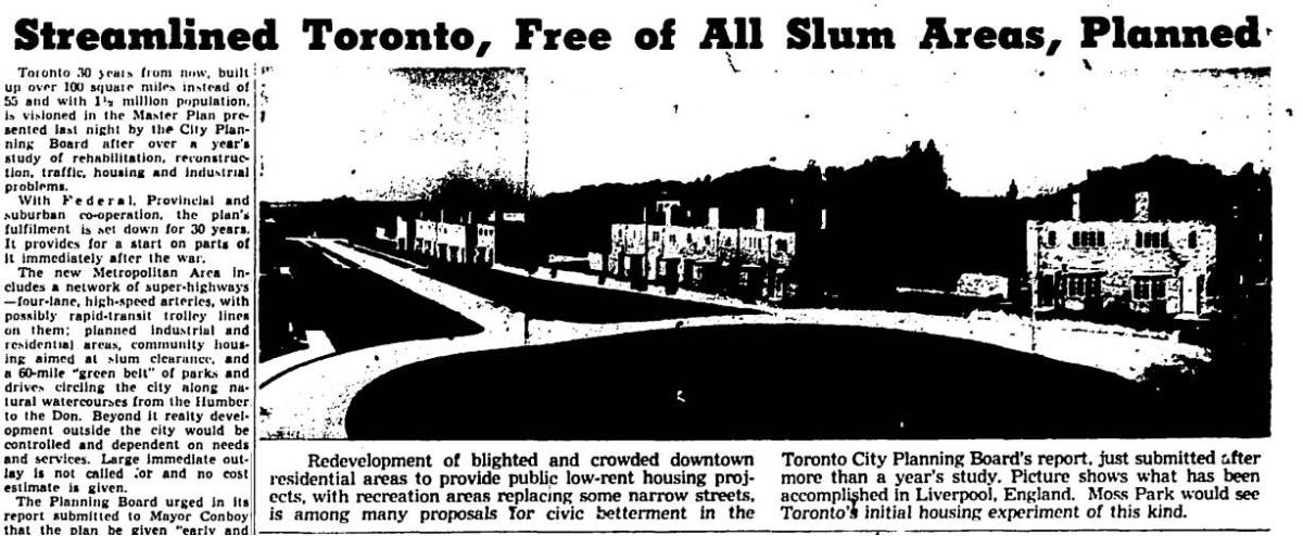 Globe and Mail, Jan. 7, 1944