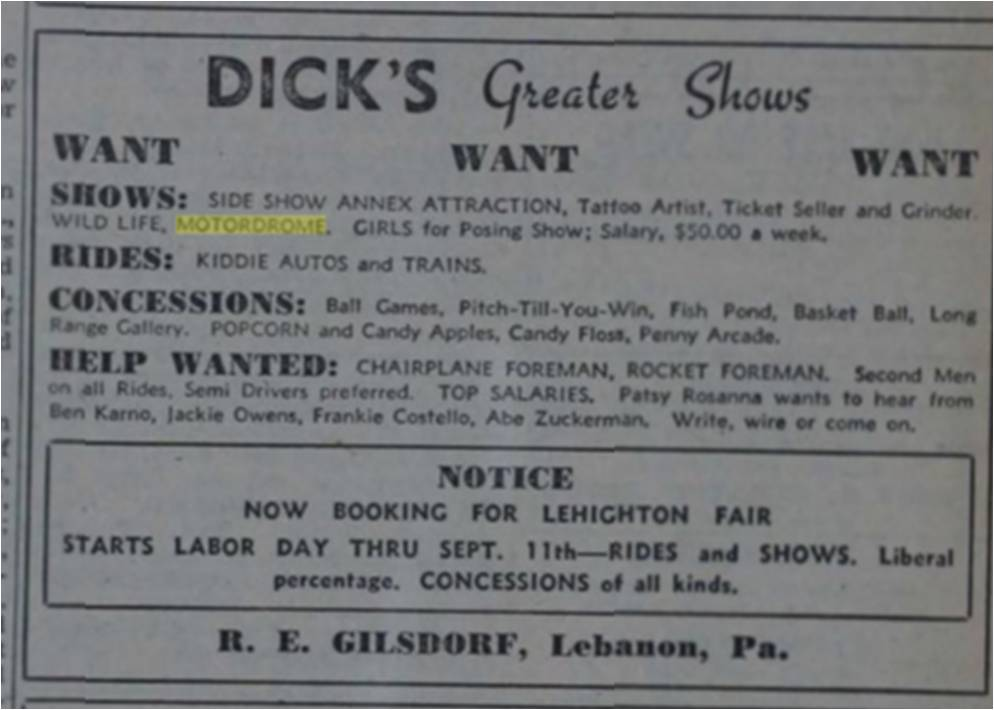 BillBoard, Aug. 18, 1948