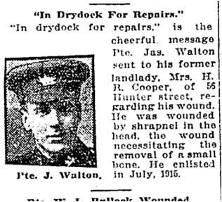 Toronto Star, Dec. 21, 1917 Hunter Street