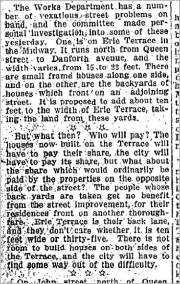 Toronto Star, Feb. 1, 1912