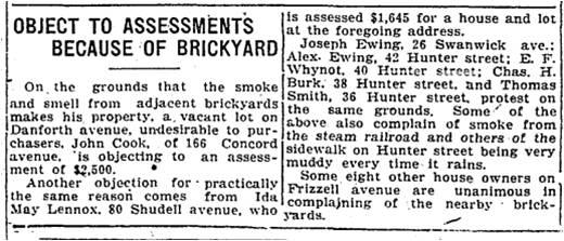 Toronto Star, June 19, 1923