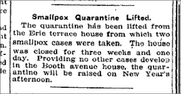 Toronto Star, Dec. 30, 1912