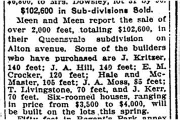 Toronto Star, April 7, 1914