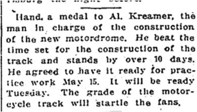Toronto Star, May 7, 1914