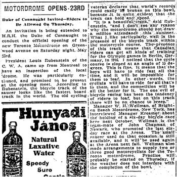 Toronto Star, May 12, 1914