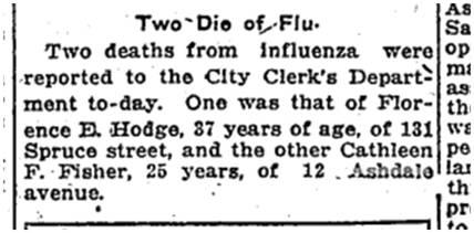 Toronto Star, March 11, 1920