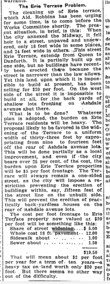 Toronto Star, Feb. 11, 1913