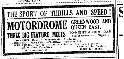 Toronto Star, June 30 1914